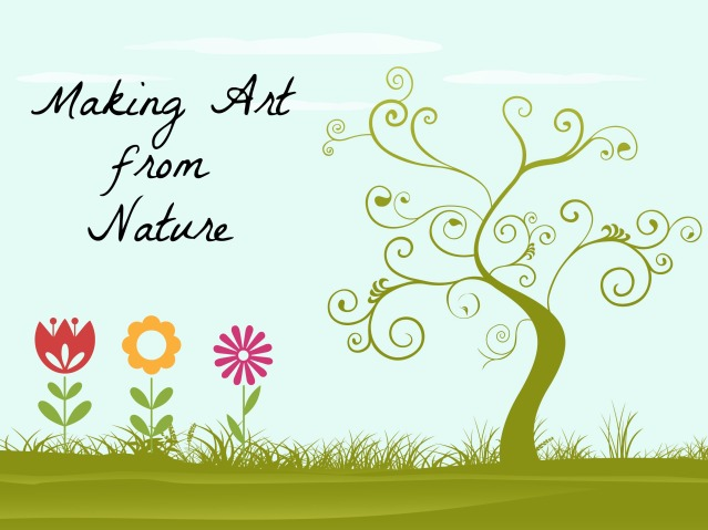 making art from nature