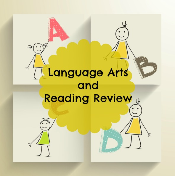 language arts and reading review