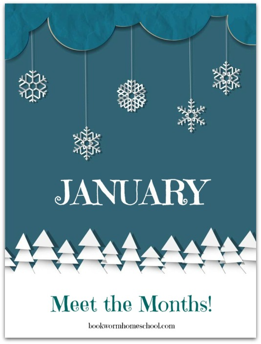 Meet the months January