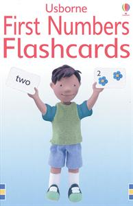 First Numbers Flash Cards
