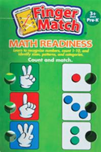 Finger Match Math Readiness