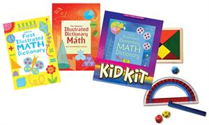 Math Kid Kit and Dictionaries
