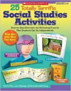 25 social studies avtivities