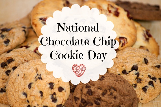 national choc chip cookie