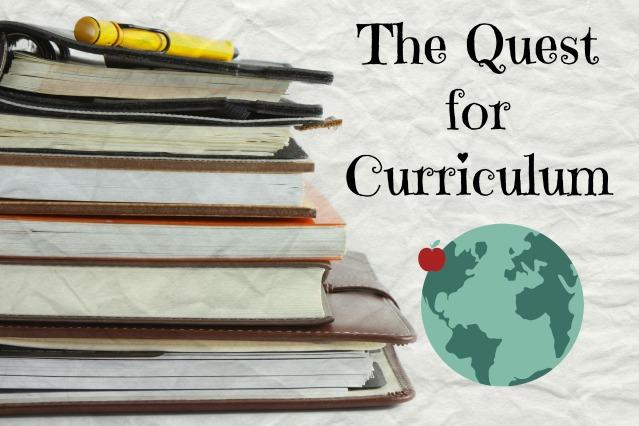 quest for curriculum