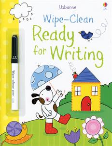ready for writing