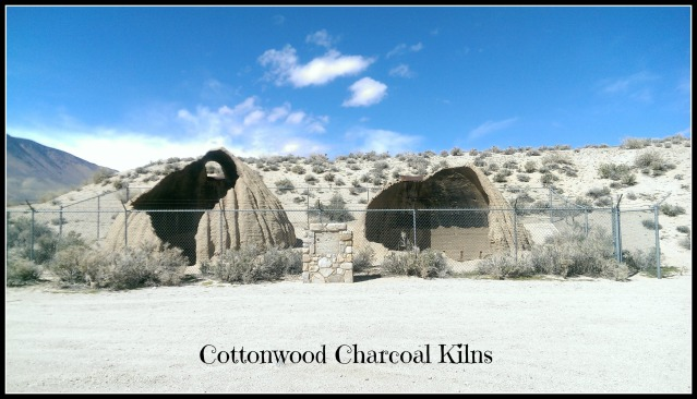 cottonwood charcoal kilns
