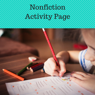 Nonfiction Activity Page