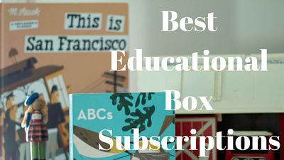 Best Educational Box Subscriptions for Homeschool